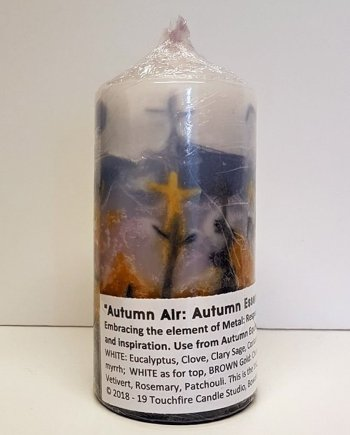 Peter Neumann Autumn Air Scented Aromatherapy Candle