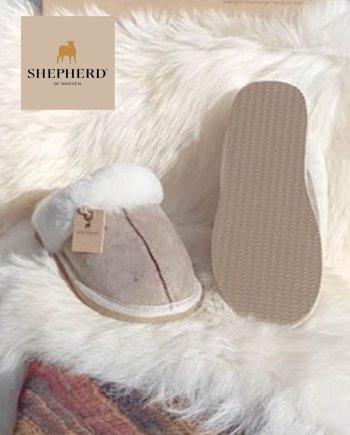 Shepherd Slipper Jessica Stone Mule