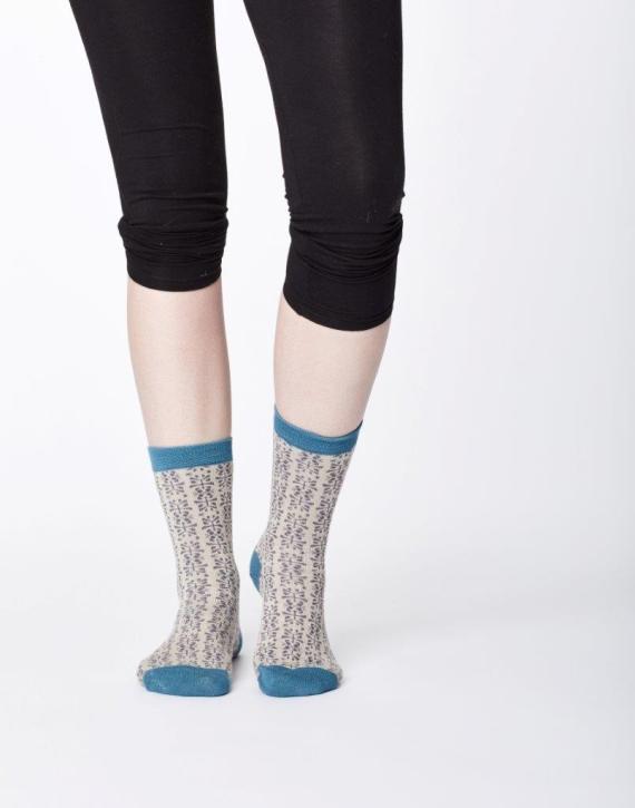 Thought Alara Sock Slate