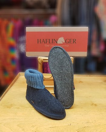 Haflinger Slipper Boot Karl Kapitan