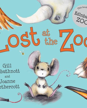 Lost at the zoo book