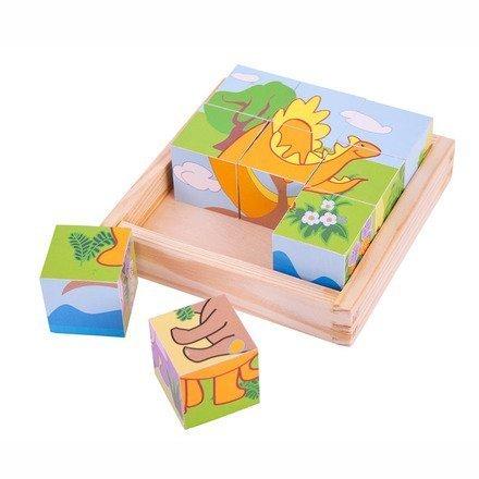 Dinosaur Cub Puzzle
