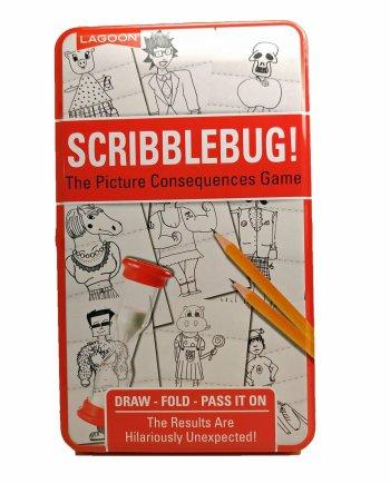 ScribbleBug! Game