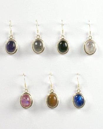 Ibu Indah Silver Earrings