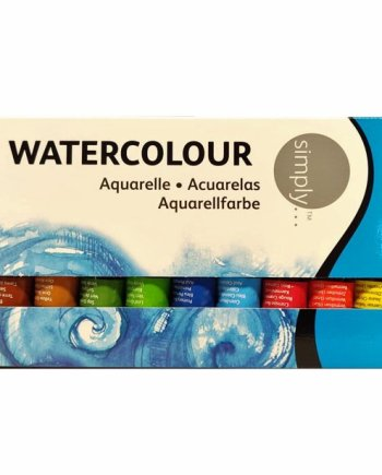 Lyra Watercolour Aquarelle Set