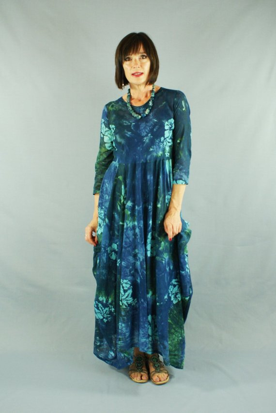 Ibu Indah Paloma Pocket Dress