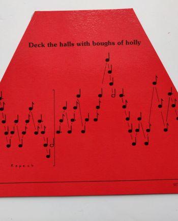 Deck the Halls Music Sheet