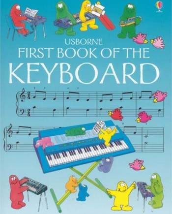 first book of the keyboard, by Usborne Books