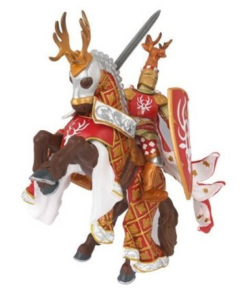 Papo Weapon Master Stag, Figurine
