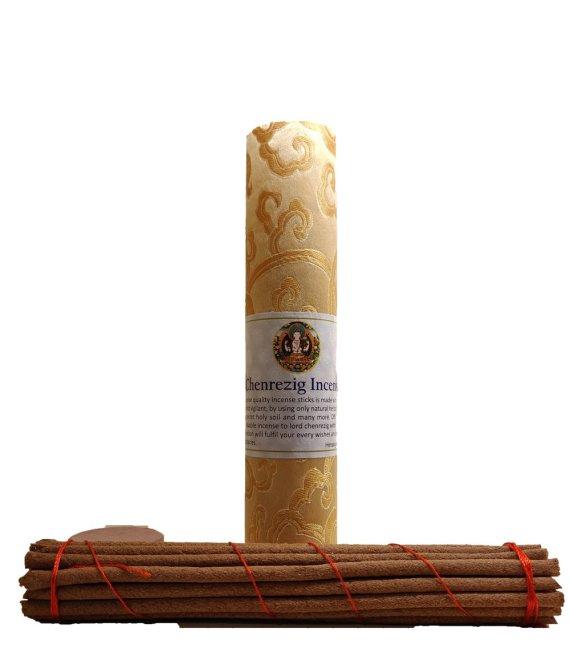 Bhutan Incense Chenrezig