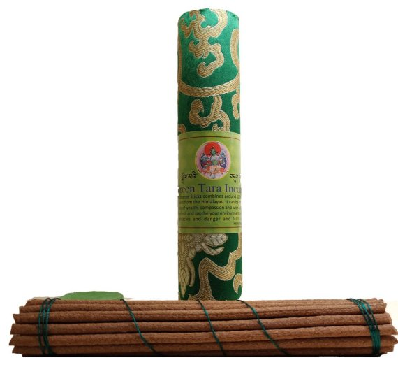 Bhutan Incense Green Tara
