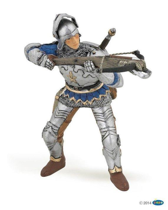Papo Blue Crossbowman, Figurine