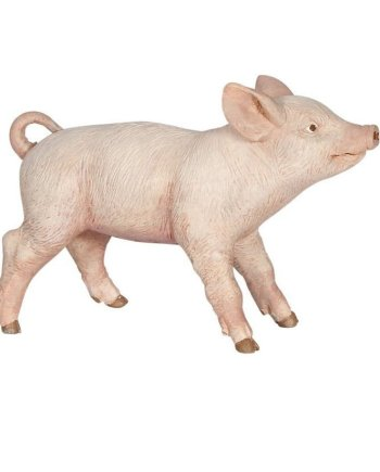 Papo piglet figurine farm animals