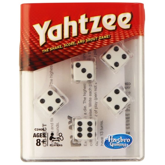 Yahtzee Hasbro Gaming