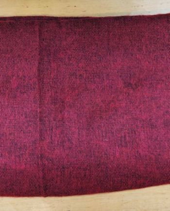 Yak Wool Deep Red