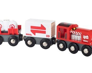 Cargo Train by BRIO