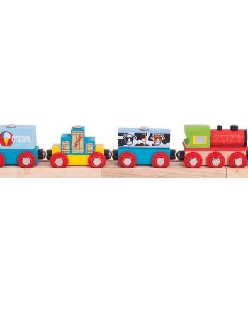 Goods Train by Bigjigs