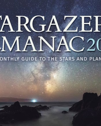 Stargazers Almanac 2020, illustrated books