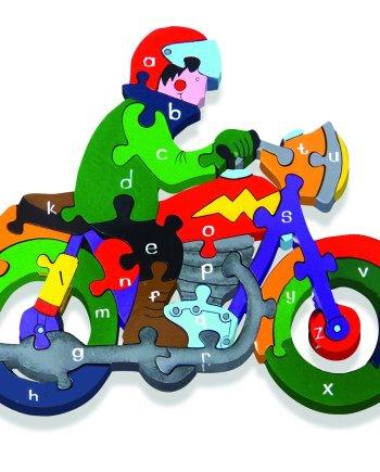 alphabet-motorbike