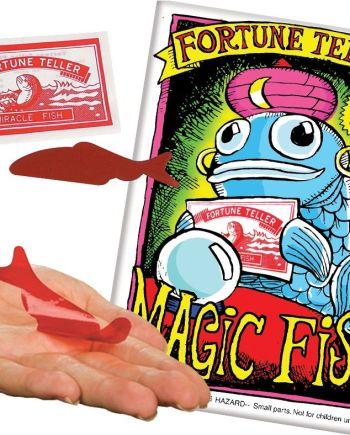 Fortune Teller Fish (6 Pack)