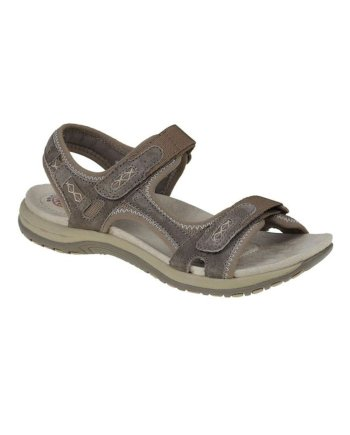 Earth Spirit Frisco Sedon Brown Sandal