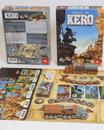 KERO Board Game