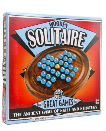 Standard Marble Solitaire