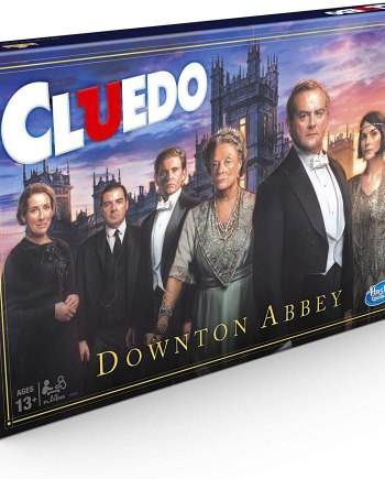 Cluedo Downton Abbey Edition Game