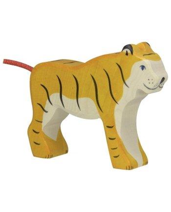 Holztiger Tiger Standing