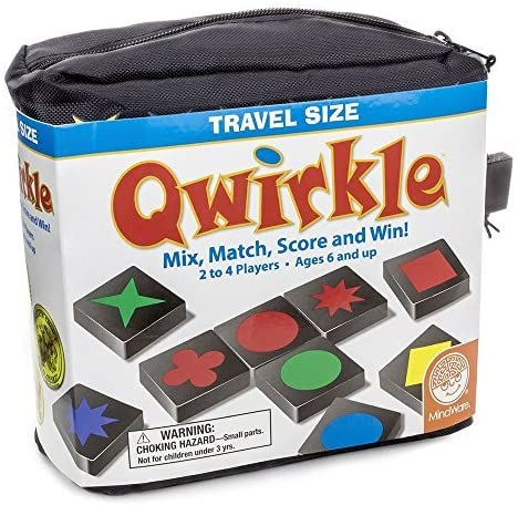 Qwirkle Game Travel Edition