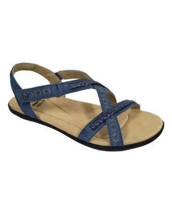Earth Spirit Easton Moroccan Blue Sandal