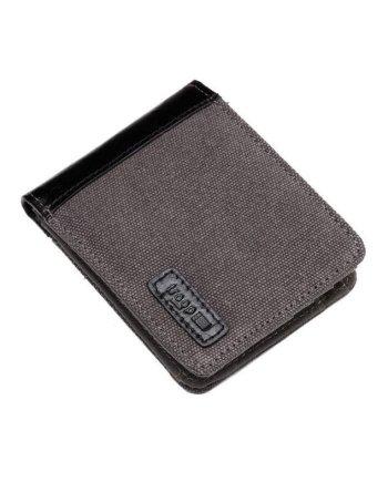 Canvas Bi-Fold Wallet TRP0500 by Troop London