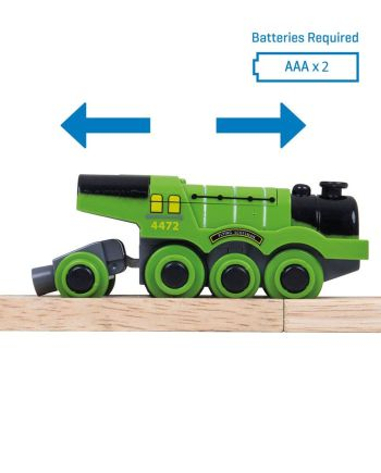 Flying Scotsman Battery Operated Engine by Bigjigs