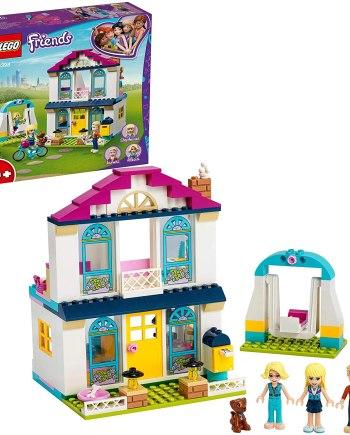 LEGO 41398 Friends Stephanie's House Dollhouse Play Set