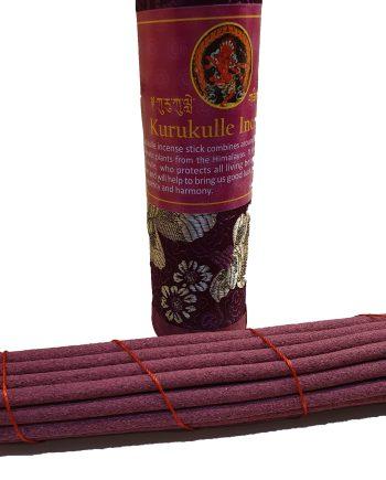 Bhutan Incense Kurukulle Buddha