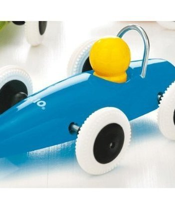 Race Car Blue by BRIO