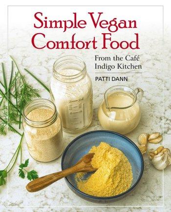 Simple Vegan Comfort Food, Recipe Book