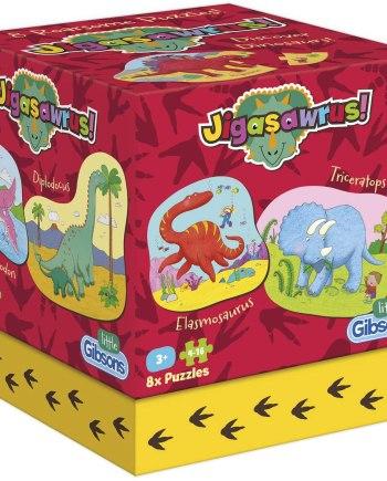 Little Dinosaur Jigasawrus Jigsaw Puzzle