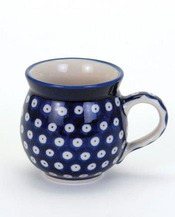 Blue Eyes Gents Mug