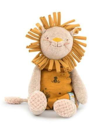 Paprika Lion by Moulin Roty
