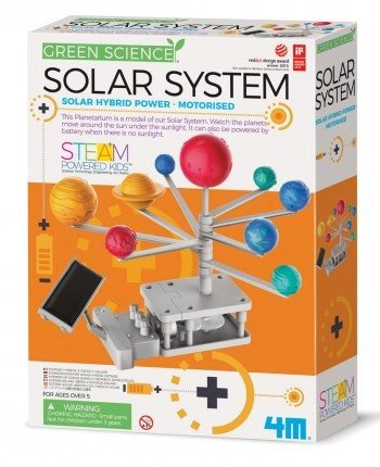 4M Green Science/Hybrid Solar Power Solar System