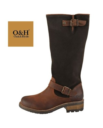 Oak & Hyde Bridge Cesar Knee High Boots