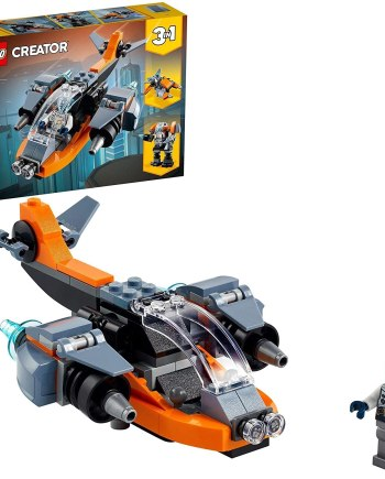 LEGO 31111 Creator 3 in 1 Cyber Drone Building Set