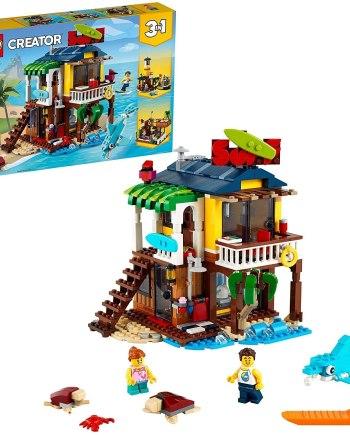 LEGO 1118 Creator 3 in 1 Surfer Beach House Set