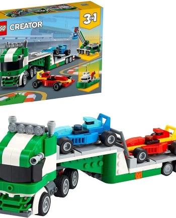 LEGO 31113 Creator 3 in 1 Race Car Transporter Truck