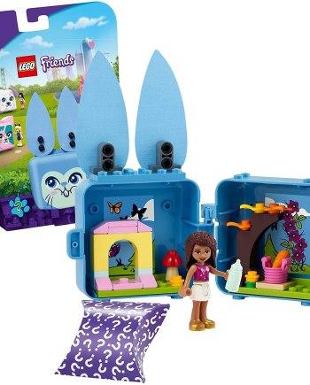 LEGO 41666 Friends Andrea's Bunny Cube Series 4 Mini Set