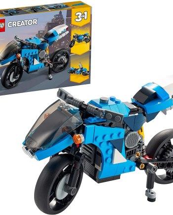 LEGO 31114 Creator 3 in 1 Superbike Set