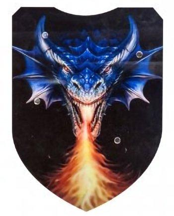 3D Shield Dragon 2