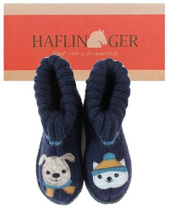 Haflinger Children's Slipper Kisses Ocean a
