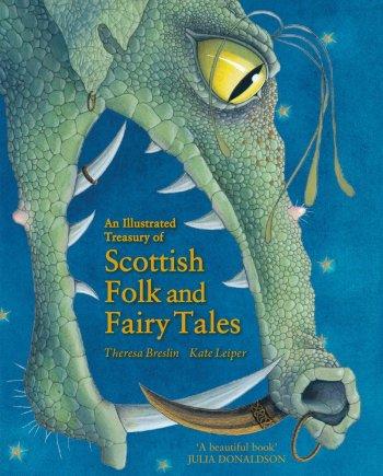 Illustrated Treasury of Scottish Folk and Fairy Tales